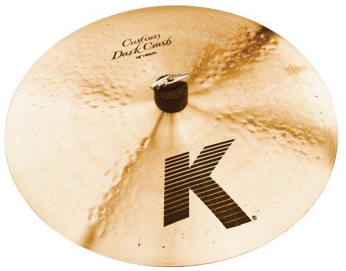 Zildjian - cymbale crash k' custom 16  dark crash - k0951