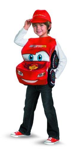 Cars 2 Lightning McQueen Costume Deluxe