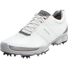Buy ECCO Mens BIOM Hydromax Golf Shoe by ECCO