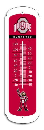 Ohio State Buckeyes Outdoor Thermometer - 27'' at Amazon.com