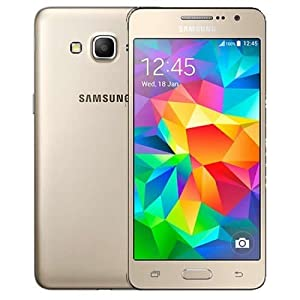 Samsung Galaxy Grand Prime DUOS G531H/DS 8GB Unlocked GSM Quad-Core Android Phone w/ 8MP Camera - Gold