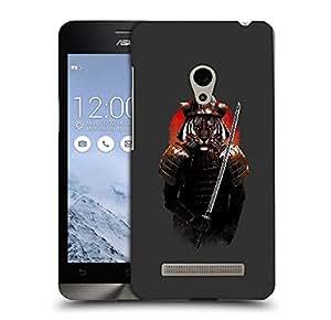 Snoogg Tiger Warrior Designer Protective Back Case Cover For ASUS ZENFONE 6