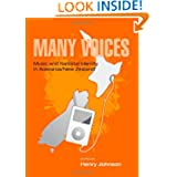 Many Voices: Music and National Identity in Aotearoa/New Zealand