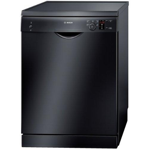 Bosch SMS50T06GB Classixx 12 Place Freestanding Dishwasher Black
