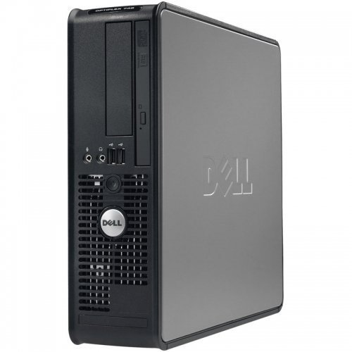 Dell 780 Optiplex SFF with 19 Inch LCD (Intel Core 2 Duo 3.0 Ghz, 250GB HDD, 4GB RAM, Windows 7 Home 64 Bit)