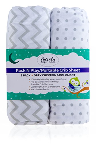 pack-n-play-portable-crib-sheet-set-100-jersey-cotton-unisex-for-baby-girl-and-baby-boy-by-elys-co-g