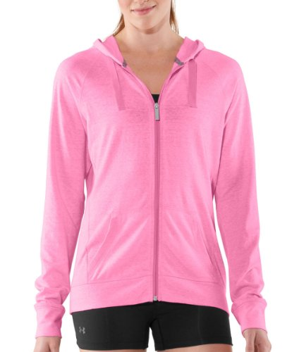 Under Armour Women's Charged Cotton Undeniable Full Zip Hoody