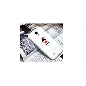 Brand New Samsung Galaxy S4 I9500 mobile phone shell phone protection shell silicon rubber case