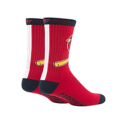 St. Louis Cardinals Bolt Sport Sock - Red