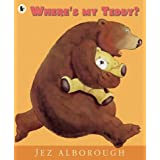 Where's My Teddy?by Jez Alborough