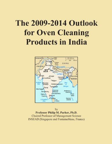 The 2009-2014 Outlook For Oven Cleaning Products In India front-533440
