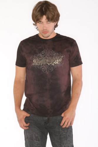 Red Chapter Death or Glory Ambigram Tattoo Shirt Size: 3XL