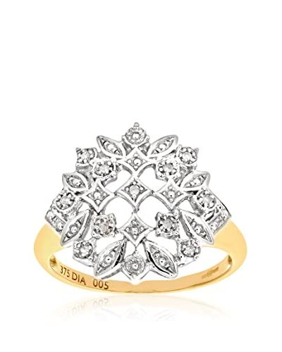 Revoni Anillo Fancy Cluster