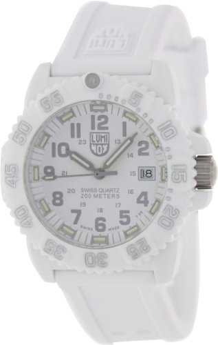 Luminox Women's Quartz Watch with Rubber 7057.WO
