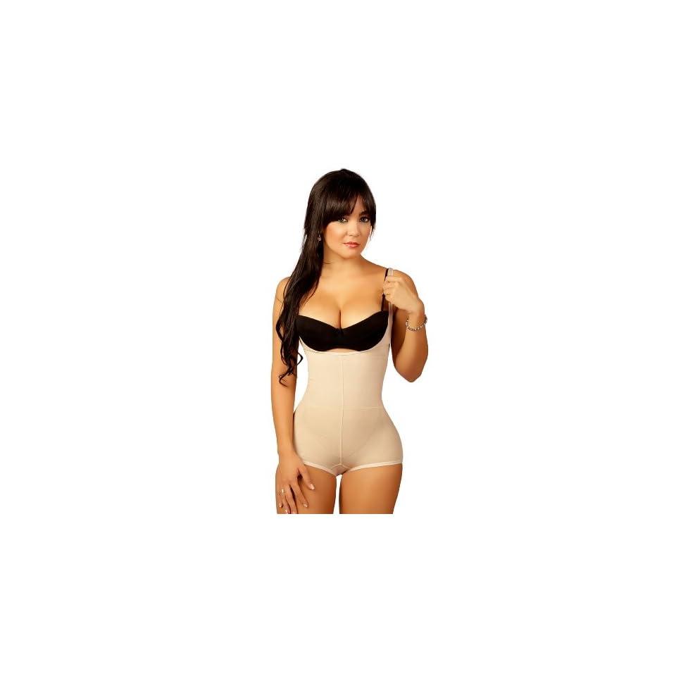 9c18a85e479c7 Vedette Shapewear 704 MARI Hip Hugger Open Bust Body Shaper on PopScreen