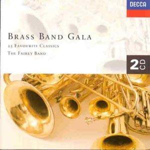 Brass Band Gala 25 Favourite Classics Cassette