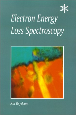Electron Energy Loss Spectroscopy