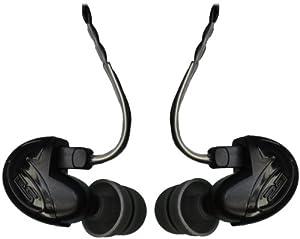 EarSonics - SM3 v2 - In-Ear Headphones - Black