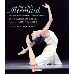 Auerbach: The Little Mermaid (C Major: 708704) [Blu-ray] [2011] from C MAJOR
