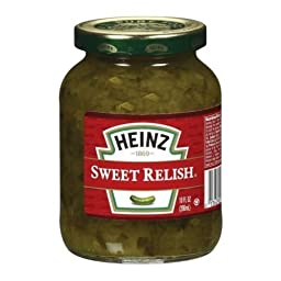 Heinz Sweet Relish (Case of 12)