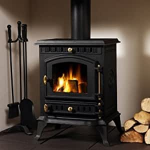 Mazona Olympus 8kW Multi-fuel Stove from Gr8fires