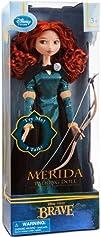 Disney  Pixar BRAVE Movie Exclusive 17 Inch Talking Doll Merida