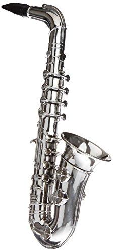 Reig 662224 - Saxofón 8 Notas Metalizado