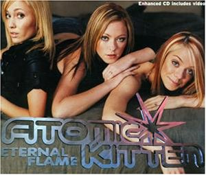 Atomic Kitten - Eternal Flame [CASSETTE] (UK Import) [Musikkassette] - Zortam Music