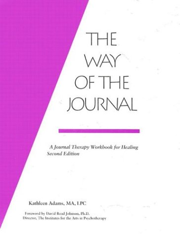 Way of the Journal a Journal Therapy