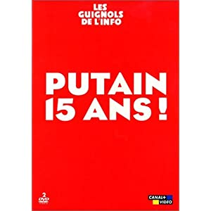 Les Guignols de l'info : Putain 15 ans !, Best Of - Édition 2 DVD