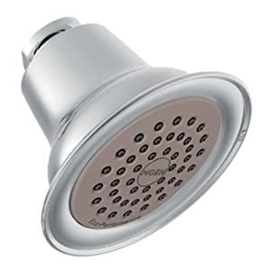 Moen 6313 Showering Accessories-Premium One-Function Eco-Performance Showerhead, Chrome