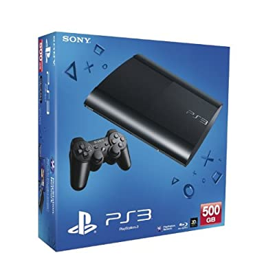 PS3 500GB System by Sony Games