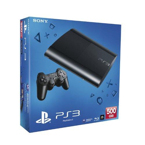 Sony PlayStation 3 500GB Super Slim Console