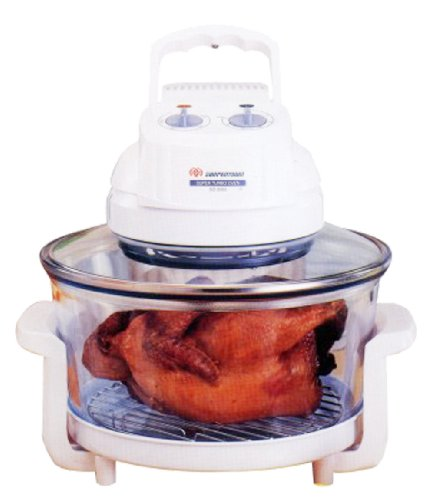 Convection Oven Temperature