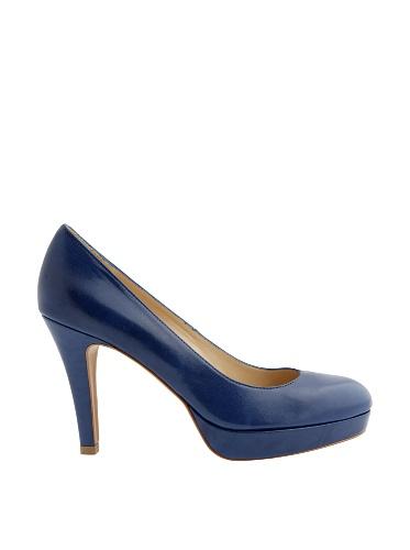 Paco Herrero, Scarpe col tacco donna Blu blu, Blu (blu), 37 EU