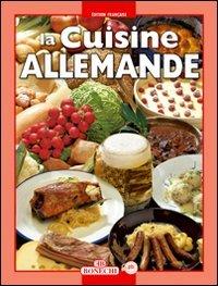 Cuisine allemande cinzia goi thomas hubner hajo paulsen marco bonechi casa editr ebay for Cuisine allemande