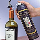 Wine Enthusiast Private Preserve Wine Preservation Spray