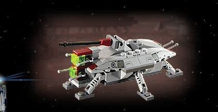 LEGO Star Wars 4495 - Mini-Bar AT-TE