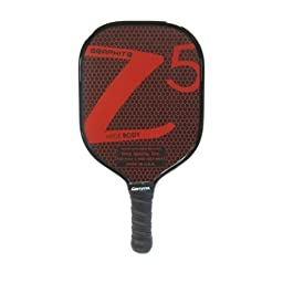 Onix Graphite Z5 Pickleball Paddle, Red