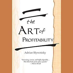 The Art of Profitability Hörbuch