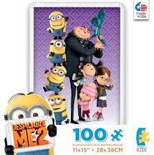 Ceaco-Despicable-Me-Minions-100-Piece-Jigsaw-Puzzle