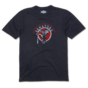 Washington Senators Vintage Logo T-Shirt by Red Jacket by Red Jacket