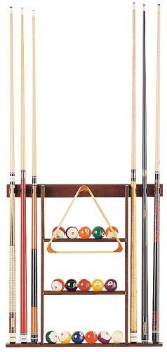 Read About Mizerak P0761 Deluxe Billiard Wall Rack