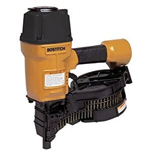 Bostitch N80CB-1 Industrial Coil Framing Nailer