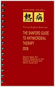 The Sanford guide to antimicrobial therapy pdf is equally useful and popular among physician assistants, nurse practitioners, physicians, pharmacists and other clinicians. All the information that is provided in this book is reliable, authentic and convenient.