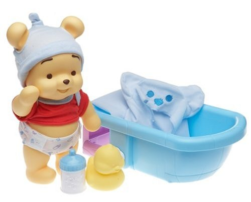 Fisher Price - Care For Me Baby Pooh - 1