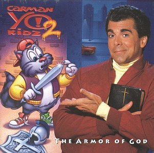 Yo Kidz 2, the Armor of God artwork