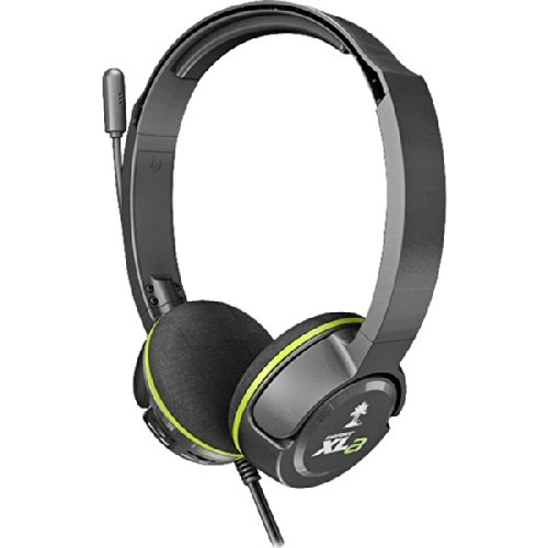 Ear Force Xla Usb Wired Gaming Headset W/Mic