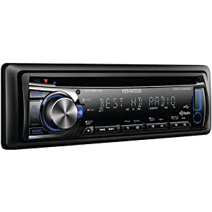 Kenwood KDC-HD548U CD Receiver with Built in HD Radio Tuner
