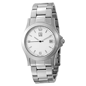 Stainless Steel Dress White Dial
